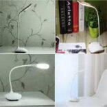 High Quality Portable Travel Flexible LED Reading Table Book Lamp / Reading Lamp