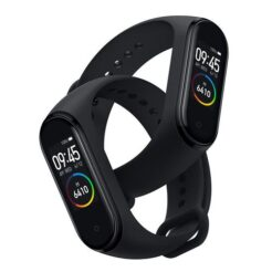 M4 Smart Watch Sports Band – Colour Display – Heart Rate Fitness Tracker Waterproof Bracelet – Smart Band